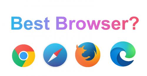 Vaš priljubljeni brskalnik? - Your favourite browser?